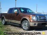 2012 Golden Bronze Metallic Ford F150 Lariat SuperCrew #59001939