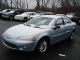 2002 Sterling Blue Satin Glow Chrysler Sebring LXi Sedan #59026038