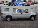 2010 Ingot Silver Metallic Ford F150 XL SuperCab 4x4 #59026286