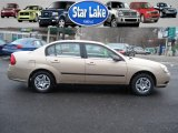 2005 Light Driftwood Metallic Chevrolet Malibu Sedan #59026284