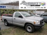 2008 Bright Silver Metallic Dodge Ram 1500 ST Regular Cab #59026151