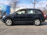 2009 Crystal Black Pearl Honda CR-V LX 4WD #59026275