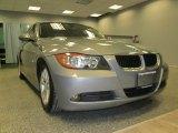 2007 Space Gray Metallic BMW 3 Series 328i Sedan #59026250