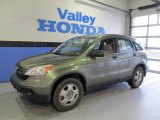 2009 Green Tea Metallic Honda CR-V LX 4WD #59022152