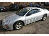 2003 Sterling Silver Metallic Mitsubishi Eclipse RS Coupe #59026108