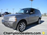 2007 Stornoway Grey Metallic Land Rover Range Rover Supercharged #59022112