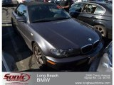 2006 Sparkling Graphite Metallic BMW 3 Series 330i Convertible #59026083