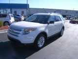 2011 White Suede Ford Explorer XLT #59026207