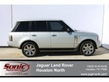 2003 Land Rover Range Rover Zambezi Silver Metallic