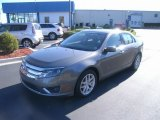 2010 Sterling Grey Metallic Ford Fusion SEL V6 #59026205