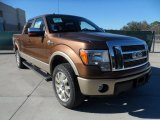 2012 Golden Bronze Metallic Ford F150 King Ranch SuperCrew 4x4 #59026057