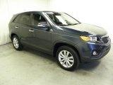 2011 Pacific Blue Kia Sorento EX #59054215