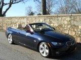 2008 Monaco Blue Metallic BMW 3 Series 335i Convertible #59053924