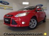 2012 Race Red Ford Focus SEL 5-Door #59053843