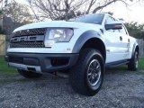 2011 Oxford White Ford F150 SVT Raptor SuperCrew 4x4 #59053836