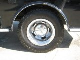 2007 Dodge Ram 3500 SLT Regular Cab 4x4 Chassis Wheel