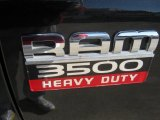 2007 Dodge Ram 3500 SLT Regular Cab 4x4 Chassis Marks and Logos