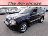 2006 Black Jeep Grand Cherokee Limited 4x4 #59053795