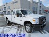 2012 Oxford White Ford F250 Super Duty XL SuperCab 4x4 #59053782