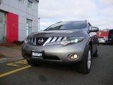 2009 Platinum Graphite Metallic Nissan Murano SL AWD #59054104