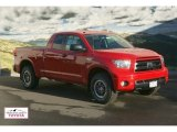 2012 Radiant Red Toyota Tundra TRD Rock Warrior Double Cab 4x4 #59053775