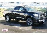 2012 Black Toyota Tundra TRD Rock Warrior Double Cab 4x4 #59053774