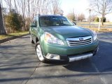 2012 Cypress Green Pearl Subaru Outback 2.5i Limited #59054338