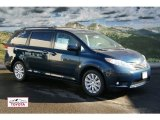 2012 South Pacific Pearl Toyota Sienna XLE AWD #59053764