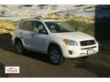 2011 Super White Toyota RAV4 V6 4WD #59053744