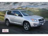 2011 Classic Silver Metallic Toyota RAV4 V6 Sport 4WD #59053741
