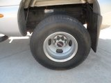 GMC Sierra 3500 2005 Wheels and Tires
