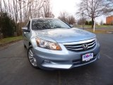 2012 Celestial Blue Metallic Honda Accord EX V6 Sedan #59054303