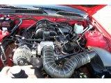 2006 Ford Mustang V6 Premium Convertible 4.0 Liter SOHC 12-Valve V6 Engine