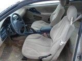 2003 Chevrolet Cavalier LS Coupe Neutral Beige Interior