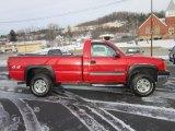 2003 Chevrolet Silverado 2500HD Victory Red