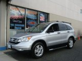 2011 Alabaster Silver Metallic Honda CR-V EX 4WD #59117584
