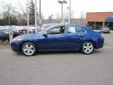 2010 Acura TSX Vortex Blue Pearl