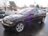 2004 Jet Black BMW 3 Series 330xi Sedan #59117081
