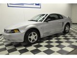 2003 Silver Metallic Ford Mustang V6 Coupe #59117560