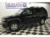 2004 Black Chevrolet Tahoe Z71 4x4 #59117559