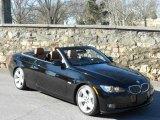 2009 Jet Black BMW 3 Series 335i Convertible #59117066