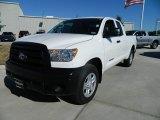 2012 Super White Toyota Tundra Double Cab #59117062