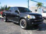 2005 Black Toyota Tundra SR5 Double Cab #59117522