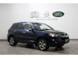 2007 Royal Blue Pearl Acura RDX Technology #59117521
