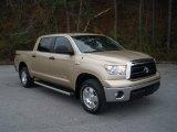 2010 Sandy Beach Metallic Toyota Tundra TRD CrewMax 4x4 #59117509