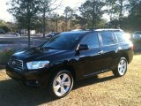 2010 Black Toyota Highlander Limited #59117279