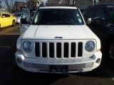 2007 Stone White Jeep Patriot Limited 4x4 #59117503
