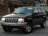 1996 Black Jeep Grand Cherokee Laredo 4x4 #59117493