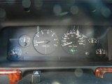 1996 Jeep Grand Cherokee Laredo 4x4 Gauges