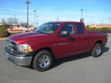 2012 Deep Cherry Red Crystal Pearl Dodge Ram 1500 ST Quad Cab #59117471